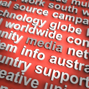 Media Diagram Meaning Internet Television Newspapers And Radio