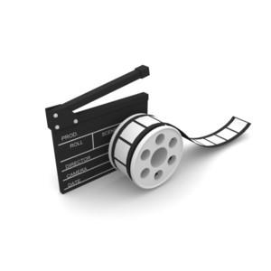 Media Film Strip
