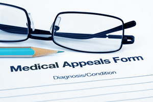 Medical Appeals Form