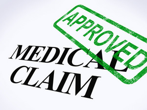 Medical Claim Approved Stamp Shows Successful Medical Reimbursement  Royalty-Free Stock Image - Storyblocks