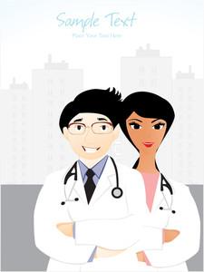 Medical Day Illustration
