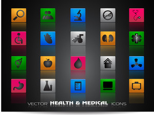 Medical Icons Set  10