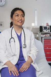 Medical staff in hospital