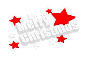 Merry Christmas 3d Banner