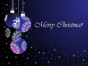Merry Christmas Background Design1