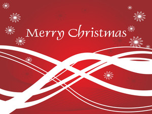 Merry Christmas Background Design2
