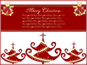 Merry Christmas Day Greeting Card