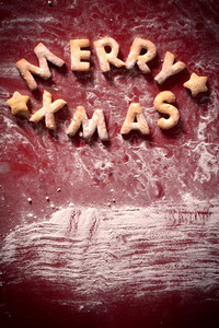 Merry Xmas Cookies Sign