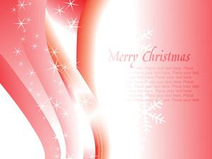 Merry Xmas Day Illustration