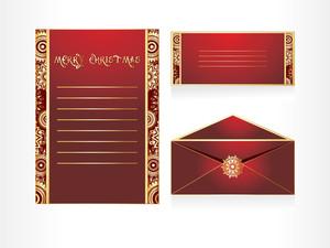 Merry Xmas Envelop