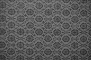 Mesh Floral Pattern