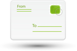 Message Envelope Lite Communication Icon