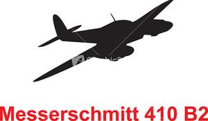 Messershmitt Bf 410 B2