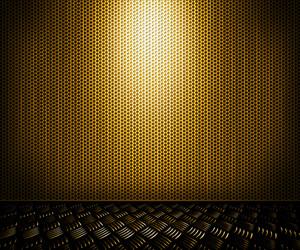 Meta Goldenl Interior Background