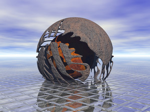 Metal Ball Shatter1