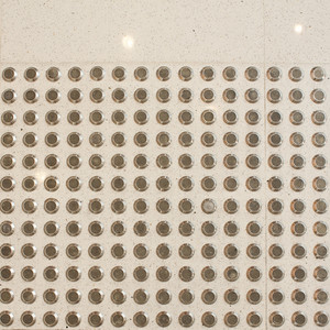 metal dot on floor texture