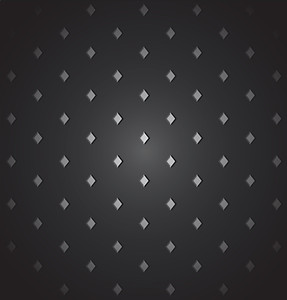 Metal Dots Background