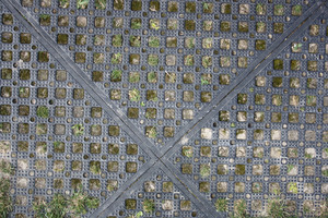 Metal Grates And Fences 2 Texture