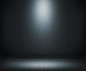 Metal Spotlight Interior Background