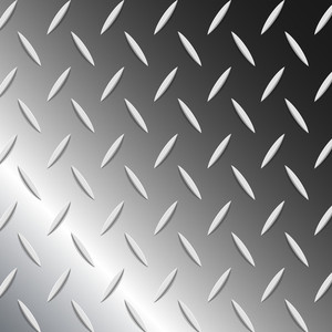 Metallic Diamond Sheet Design