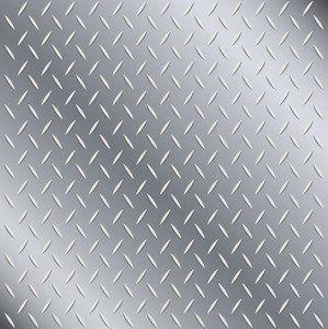 Metallic Diamond Sheet Vector