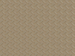 Metallic Plates Background