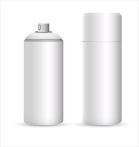 Metallic Spray Bottles