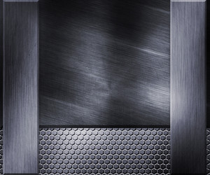 Metallic Steel Texture