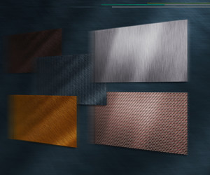 Metals Background
