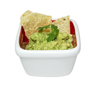 Mexican Guacamole Food