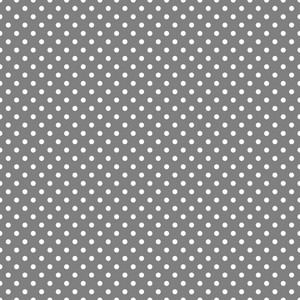 Pattern Of White Polka Dots On Purple Mickey Paper