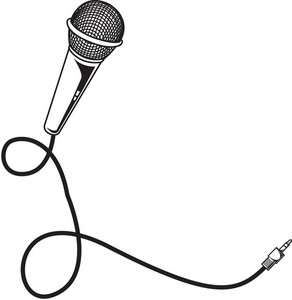 Microphone Vector Element With Wire