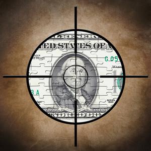 Military Target On Dollar