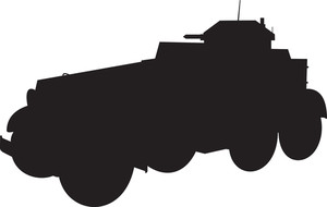 Military Vehicle 18