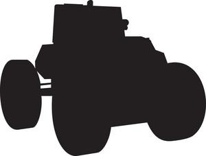 Military Vehicle 22