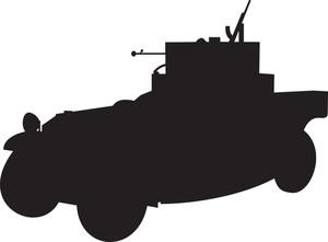 Military Vehicle 72