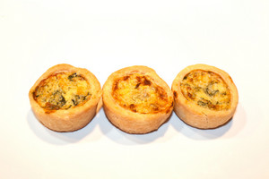 Mini Quiche Food