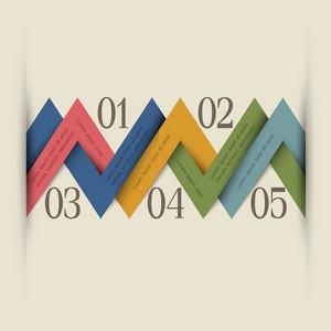 Minimal Vector Infographics Design