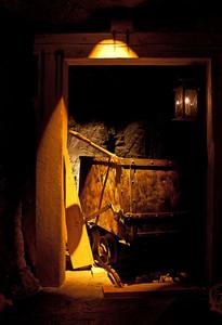 Mining Cart
