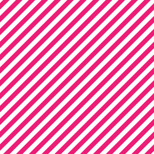 Pattern Of Pink And White Diagonal Stripes On Minnie Mouse Paper