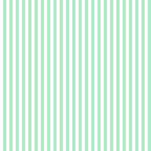 Mint Blue And White Striped Pattern
