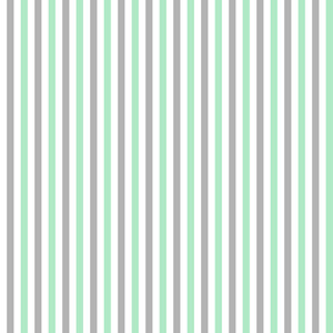Mint Blue, Grey, And White Striped Pattern