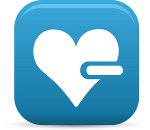 Minus Heart Elements Lite Icon