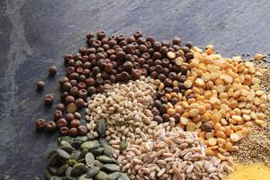 Mixed Pasta Grain And Pulses