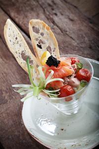 Mixed Sea Food Starter