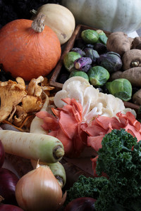 Mixed Seasonal Vegetables