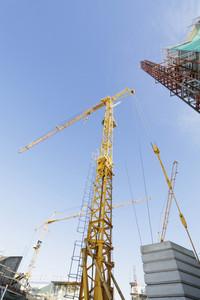 mobile construction cranes