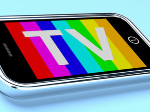 Mobile Digital Television On A Smartphone