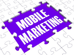 Mobile Marketing Shows Online Commerce