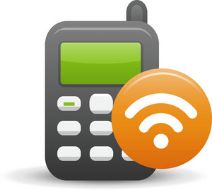 Mobile Rss Lite Communication Icon